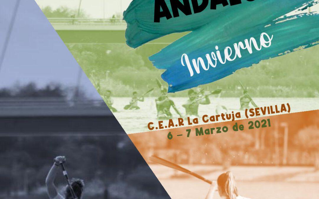 Campeonato de Andalucía de Invierno 6 y 7 de marzo de 2021